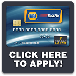NAPA Easy Pay - Click Here to register